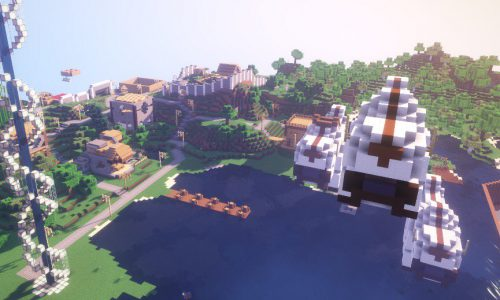 Blockminer – A Unique Minecraft Server that Unites the Classics